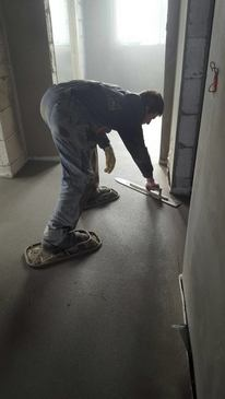 screeding contractors, fast drying screed, London, UK