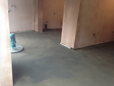 screed specialist, commercial concrete floor, London, UK